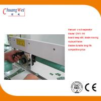 Cheap Manual Tube Cutting Machine With Unique Blade Material Digital Display for sale