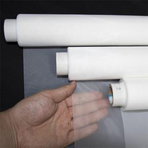 420mesh Polyester Plain Weave 0.6M Silk Screen Mesh Fabric Manufactures