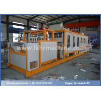 Durable Fast Food Box Making Machine , PS Foam Food Container Production Line Manufactures