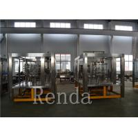 9KW Bottled Water Carbonated Drink Filling Machine 10000 BPH ISO Certification Manufactures