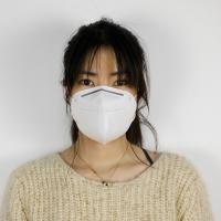 Healthycare N95 Face Mask Against Coronavirus Avoid Bacteria Disposable Earloop Manufactures