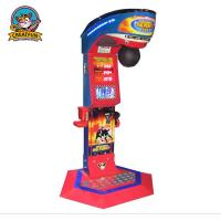 Buy cheap Coin Operated Ticket Redemption Machine Electronic Arcade Ticket Games from wholesalers