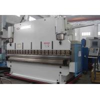200 Ton CNC Press Brake Machine To Bend Different Angle W 2145 Mm H 2960 Mm Manufactures