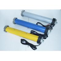 Steel Material 12V Dc Tubular Motor High Performance CE Certification Manufactures