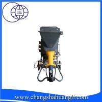 China cement/mortar/lime/gypsum wall plastering machine/concrete spraying machines on sale