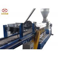 90kw Twin Screw Extruder Machine For Potato Starch Biodegradable PLA Pellets Making Manufactures