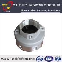 High Precision Cast 316 Stainless Steel Machined Parts , Compact Cast Metal Parts Manufactures