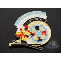 Creative Custom Metal Lapel Pins , Service Award Lapel Pins With Butterfly Clutch Manufactures