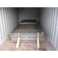 2348mm SPHC / ASTM A36 / SAE 1006 Hot Rolled Checkered Steel Plate, 1.5 - 40.0MM Thickness