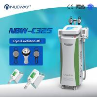 Beauty Equipments Cavitaion RF Weight Loss Fat Freezing Cryolipolysis slimming machine