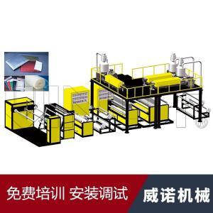 4500kg Shrink Wrap Equipment , Cling Film Machine Low Energy Consumption Manufactures
