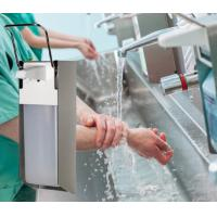 304 Stainless Steel Hand Sanitizer Bottle Holder 1.2mm Thickness For Health Care Manufactures