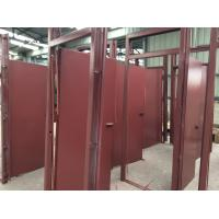 China metal door powder coating line/plant/equipment/machine manufacturer from China on sale