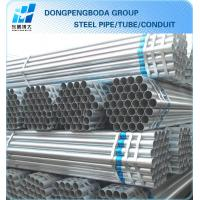 export g90-300 bs 1387 galvanized steel pipe plain end China supplier made in China Manufactures