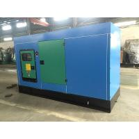 3 Phase 4 Pole Diesel Power Generator Water Cooled Generator 150KVA Standby Generator Manufactures