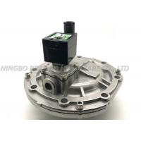 2/2 Way 3 Inch Cylinder Solenoid Valve 353 Series With Embedded Diaphragm Manufactures