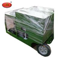 China Cement Spraying Machine PTV Sport Rubber Spraying Painting Machine on sale