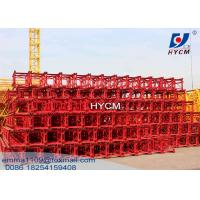 Cheap Mast Section For Building Construction Hoist Rack and Pinion for sale