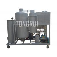 Industrial Mechanical Hydraulic Oil Filtration Machine Small Size For Gear Oil Manufactures