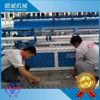 Quality CNC Control Chain Link Wire Machine 5.5KW  , 380V Chain Link Mesh Machine for sale