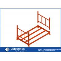 China Corrosion Protection Tire Rack Shelving , Steel Stacking Racks For Truck Tires Storing on sale