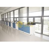 2480 * 1830mm epoxy resin worktop matte surface durability , lab benches Manufactures