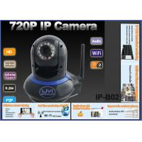 IP-B02 1/4' CMOS Wifi Wireless RJ45 IP Network Cameras , compatible with Android Ipad Iphone Manufactures