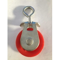 """Buy cheap 1-3/4"""" 45mm Middle Size Poultry Pulley For Feed Line from wholesalers"""