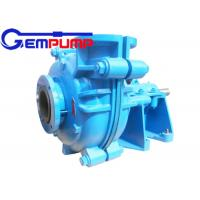 8x6S Centrifugal Slurry Pump 468-1008 m3/h , Heavy Duty Slurry Pump Manufactures