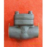 "Cheap 347 Stainless Steel 2"" Swing Check Valve 2500# Ends API 6D / ANSI 16.5 B for sale"