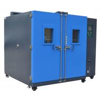 3375L 10% - 98% Range Heat Cold Humidity Chamber With 50 mm Temperature Humidity Test Chamber Manufactures