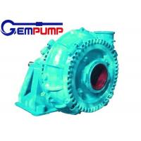 YQS hydraulic Sand Suction Pump , sand mining pump for port construction Manufactures