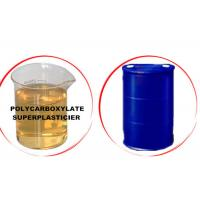 Different Solid Content Polycarboxylate Concrete Admixtures With IBC Tank / Drum Manufactures