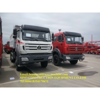 6x4 25ton 380hp Heavy Duty Semi Trailers Left Hand Driving Manufactures
