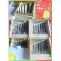 6 Pieces 12mm Shank Right Hand Rotataion 6 Piece Mortising Bit Sets For Woodworking Manufactures