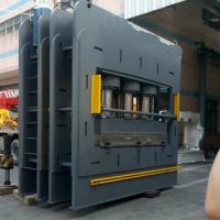 110kw Heavy Duty Hydraulic Press Machine Pushing Force 4000×3KN Material Copper Manufactures