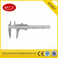 Measuring Stainless Steel Caliper /Mono - Block Vernier Caliper/Manual caliper Manufactures