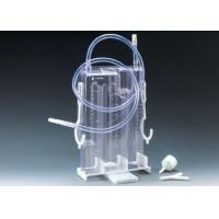 Double Chamber Jackson Pratt Drainage System 2500ml Pressure Wound Care Single Use Manufactures