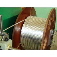 Buy cheap F12.5 Electric Cold Rolling Mill , Copper Continuous Extrusion Machine from wholesalers