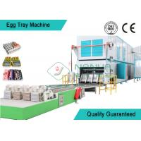 Professional Rotary Egg Tray Machine Multi - Layer Dryer Egg Tray Production Line Manufactures
