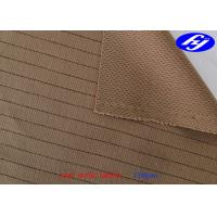 Breathable Knitted Polyester Anti Static Fabric For Sportswear Manufactures