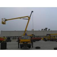 Platforms Boom Lift Truck 85kw For Aerial Work With JX493ZLQ3 Engine Manufactures