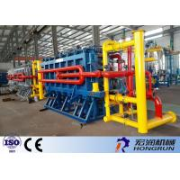 Adjustable Size Automatic Block Moulding Machine OEM / ODM Available Manufactures
