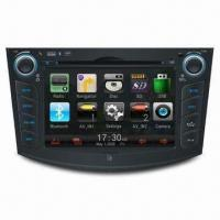 In-dash DVD Player with DIVX Playback and TV Box Ready Manufactures