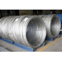 302CHQ 304HQ Stainless Steel Cold Heading Wire Customized Tensile Strength Manufactures