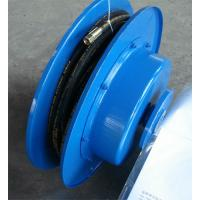 China Professional Hose Pipe Reel , Automatic Hose ReelBig Pipe Diameter on sale