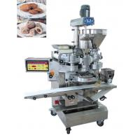 Professional Encrusting Machines Filled Ghotab , Pastry Making Machine Manufactures