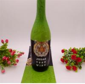 Colorful Shrink Wrap Bottle Labels Good Stability High Pressure Resistance Manufactures