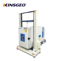 0.5~1000mm/min Speed High And Low Temperature Peel Adhesion Test Equipment Peeling Strength Tester with 200KG Manufactures