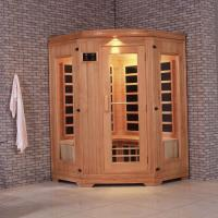 Quality Monalisa I-004 Western style infrared sauna room 2 persons far infrared sauna cabin far infrared light wave room light for sale